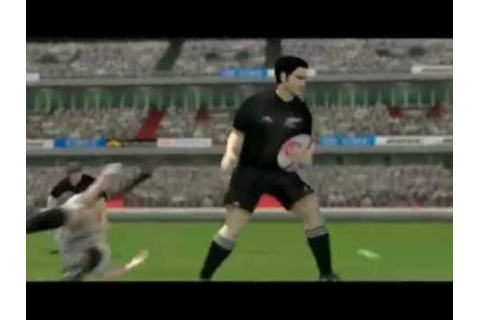 Rugby 2004 - Game Teaser (2003) . Playstation 2/PC ...