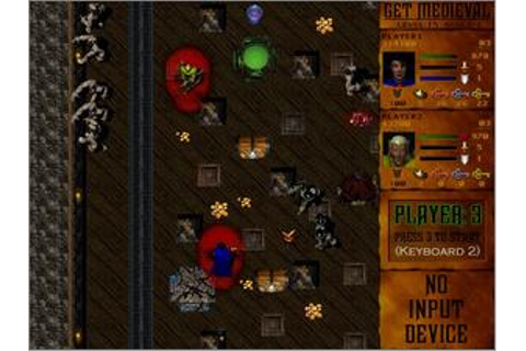 Get Medieval Download (1998 Arcade action Game)