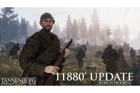Game Update: Prestige, maps and more! news - Tannenberg ...