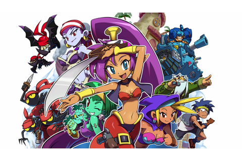 Shantae and the Pirate's Curse (PS4 / PlayStation 4 ...