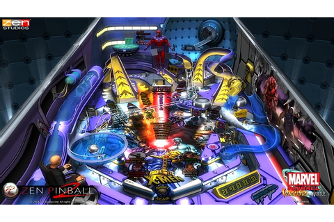 Zen Pinball 2 Gets Huge Table Update on PS4 Starting July ...
