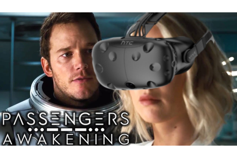 PASSENGERS: AWAKENING | THE FULL MOVIE GAME - YouTube