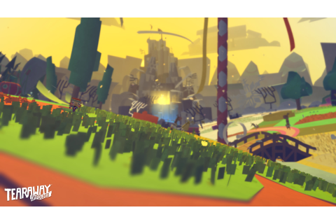 Tearaway Unfolded | Media Molecule