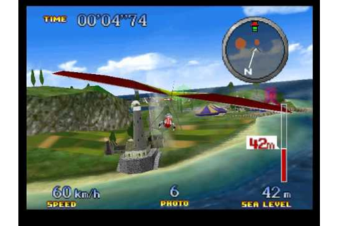 Pilotwings 64 Playthrough~ Beginner Class (Part 1/13 ...