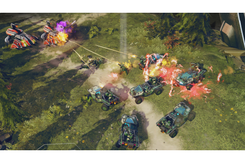 Halo Wars 2 Review | USgamer
