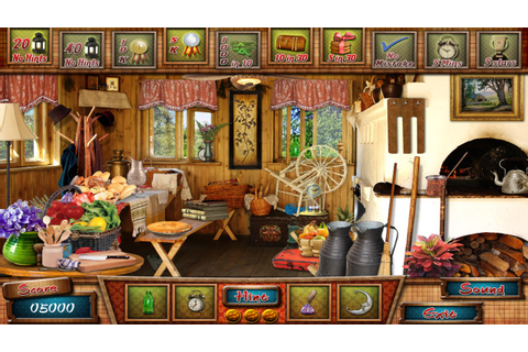 PlayHOG # 284 Hidden Object Games Free New - Cabin in the ...