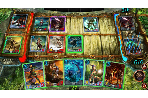 5 of the best Windows 10 collectible card games