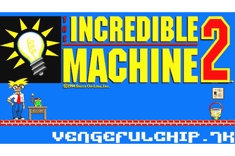 The Incredible Machine 2 - IBM-PC CDDA Soundtrack - YouTube