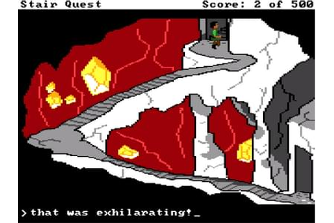 Stair Quest by No More For Today Productions - Game Jolt