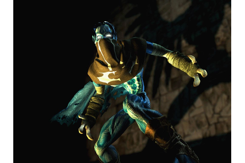 Raziel. Soul Reaver. Legacy of Kain. | Angels | Games ...