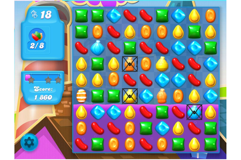 Candy Crush Soda Saga - WWGDB