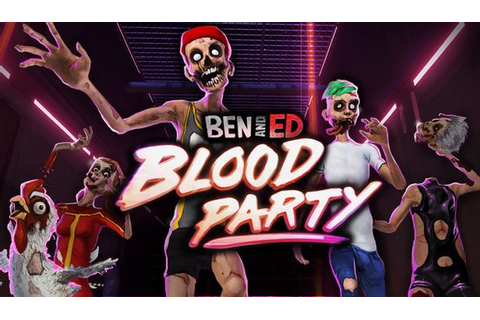 Ben and Ed – Blood Party Free Download PC Games | ZonaSoft