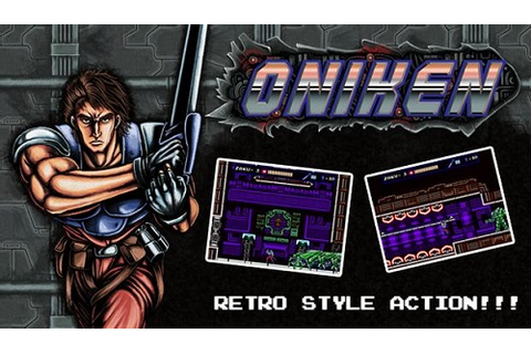 Oniken Unstoppable Edition Review & Gameplay - Read games ...