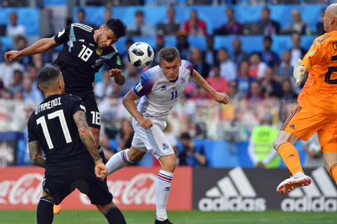 World Cup: Iceland Ties Argentina, but You Can Call It a ...