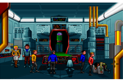 Game Classification : Star Trek: 25th Anniversary (1992)