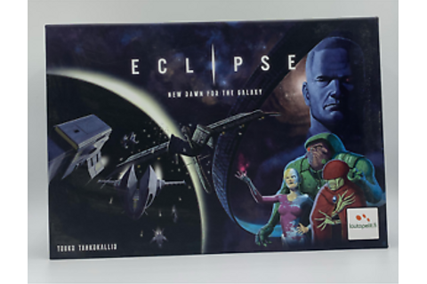 Eclipse - New Dawn for the Galaxy Board Game | eBay