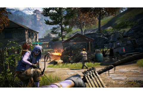 Far Cry 4 - PC Games Free Download Full Version -ApunKaGames