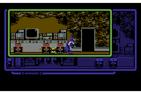 Batman: The Caped Crusader (1988) by Special FX C64 game