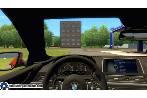 City Car Driving 1.4 - BMW M6 F12 Car Download | Simulator ...