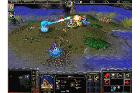 Warcraft III: Reign of Chaos - Download