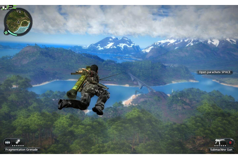 Just Cause 2 Complete [MULTi7] PC Game Free Download