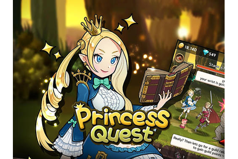 Descargar Princess quest Para Android