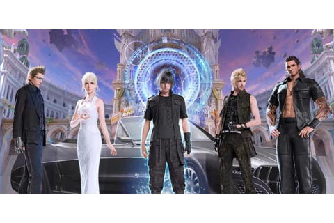 Is Final Fantasy XV: A New Empire the mobile MMORPG we ...