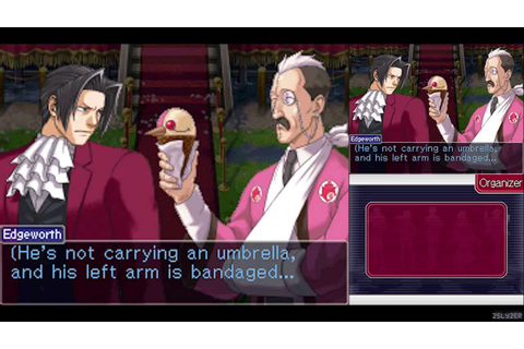 Ace Attorney Investigations: Miles Edgeworth 2 #02 ...