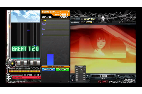 beatmania IIDX 21 SPADA ULTRA HIGH-HEELS - YouTube