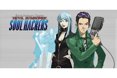 Shin Megami Tensei®: Devil Summoner®: Soul Hackers ...