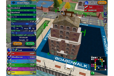 Download Game Monopoly Tycoon For PC