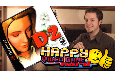 Happy Video Game Nerd: D2 (DC) - YouTube