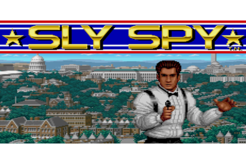 Johnny Turbo's Arcade: Sly Spy | Nintendo Switch download ...