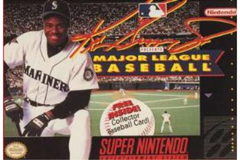 Ken Griffey Jr. Presents Major League Baseball - Wikipedia