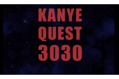 Kanye West-Inspired Video Game Releases; Kanye Quest 3030 ...