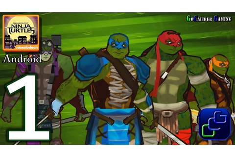 Teenage Mutant Ninja Turtles Official Movie Game Android ...