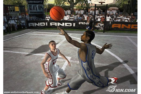 AND 1 Streetball Blowout - IGN