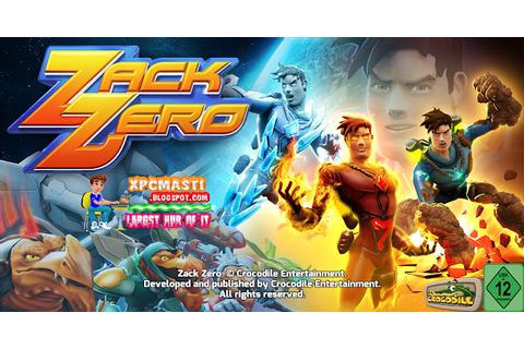 Zack Zero PC Game Highly Compressed Free Download | Geek Solve