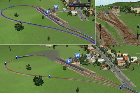 Making advanced railway systems - Transport Fever Game ...