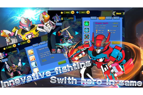 Super Fighter Tranform Robot Arcade Games for Android ...