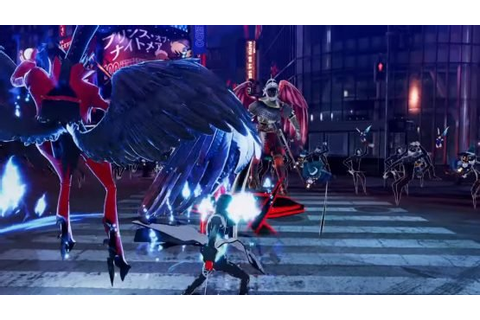 Persona 5 Scramble: The Phantom Strikers Announced - Rice ...