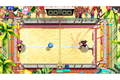 Windjammers 2 (for PC) - Review 2020 - PCMag Australia