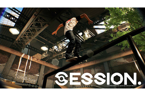 Xbox One skateboarding simulator 'Session' lands on ...