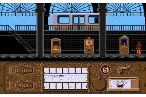 Theme Park Mystery Download (1990 Adventure Game)