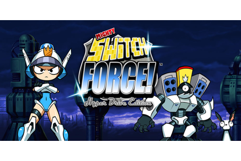 Mighty Switch Force!™ Hyper Drive Edition | Wii U download ...