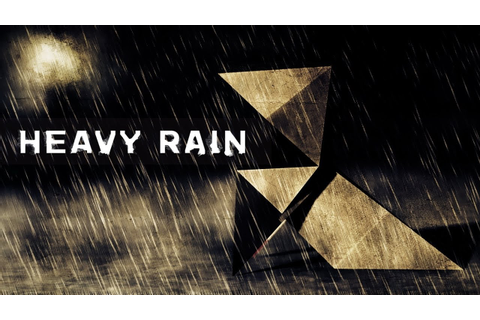 Heavy Rain - PS3 Gameplay - YouTube