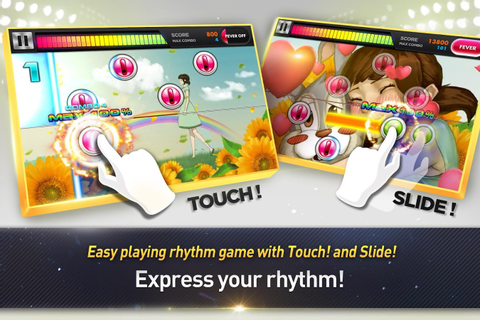 DJMAX TECHNIKA Q - Rhythm Game - Android Apps on Google Play