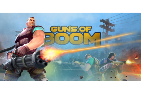 Hit game Guns of Boom has been downloaded 5 million times ...