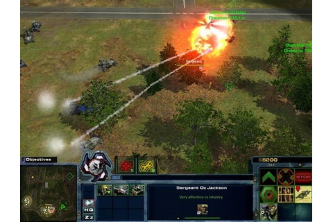 Act of War: High Treason Free Download Full PC Game ...