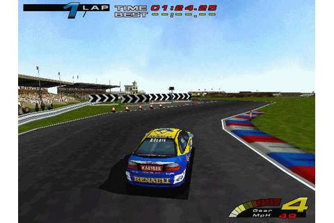 TOCA Touring Car Championship Download (1997 Sports Game)